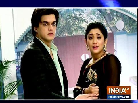 Kartik, Naira leave Goenka house in serial Yeh Rishta Kya Kehlata Hai