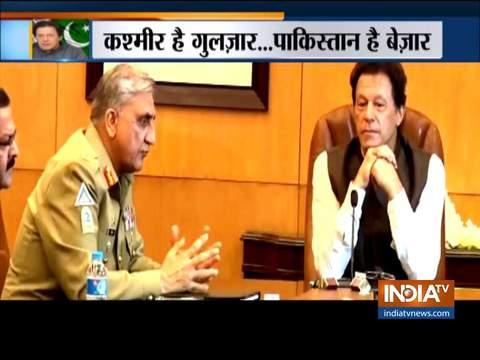 कश्मीरियों को अनुच्छेद 370 हटाने के खिलाफ बंदूक उठाने के लिए भड़का रहा है पाकिस्तान?