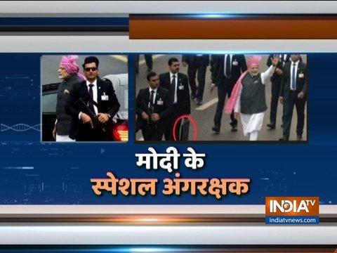 मोदी के स्पेशल अंगरक्षक क्यों पहनते हैं काला चश्मा?