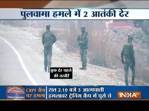 Four jawans martyred as terrorists storm CRPF Traning Center in Pulwama, 2 terrorists killed