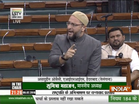 Punish anyone calling Indian Muslim 'Pakistani', demands Asaduddin Owaisi