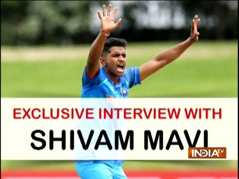 My aim is to continue the good work in Ranji Trophy: Shivam Mavi