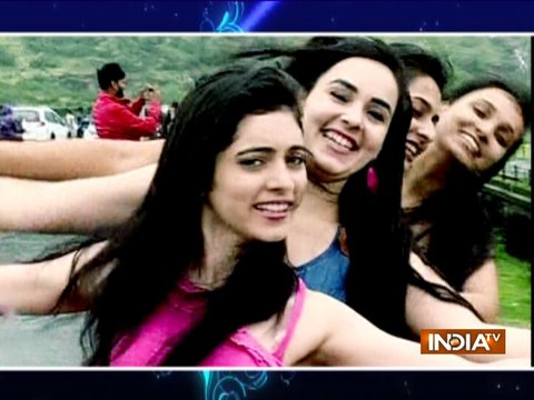Watch Ishq Subhan Allah cast Lonavla trip with SBAS