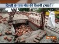 5-storey building collapses in Ghaziabad, 8 people rescued, relief work underway