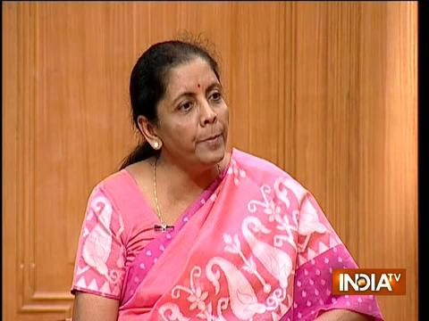 Nirmala Sitharaman in Aap Ki Adalat: '2016's surgical strike was carried out to teach Pakistan a lesson'