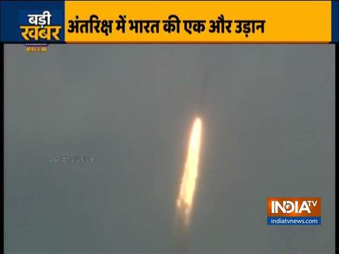 ISRO launches EOS01 and 9 customer satellites from Satish Dhawan Space Centre in Sriharikota