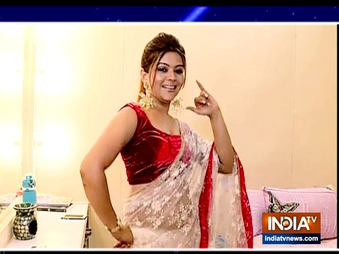 Here's how Yeh Rishta Kya Kehlata Hai's Surekha gets dolled up for the shoot