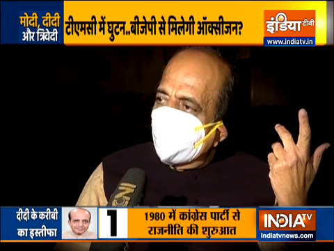 Will TMC MP Dinesh Trivedi join BJP after his resignation?
