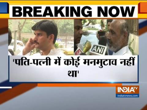 एनडी तिवारी के बेटे की हत्या मामले में पुलिस ने रोहित शेखर की पत्नी से की पूछताछ