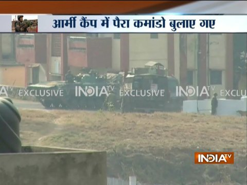 Sunjwan Army Camp terror attack: 2 jawans martyred, 6 injured as army operations continue