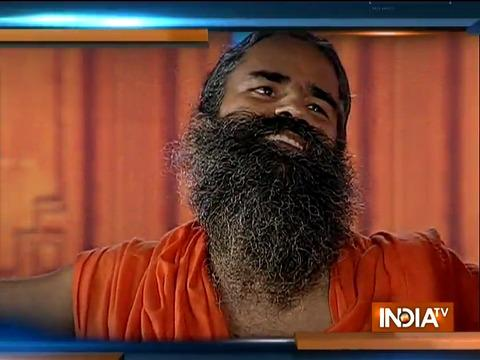 Before I die I will donate all my money to the country for the betterment of the people: Ramdev