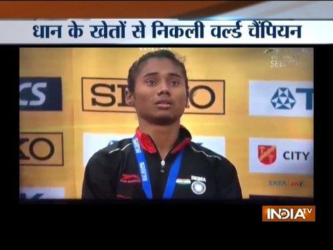 पीएम मोदी ने एथलीट हिमा दास की तारीफ की कहा, उसकी सफलता ने भारतीयों को एक नई ऊर्जा प्रदान की