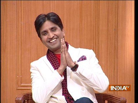 AAP leader Kumar Vishwas in Aap Ki Adalat (2018)