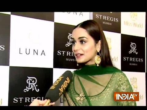 Miss World 2017 Manushi Chhillar on her win: Always wanted to bag the title