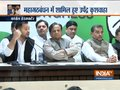 NDA vs Grand Alliance: Upendra Kushwaha joins the UPA in Bihar