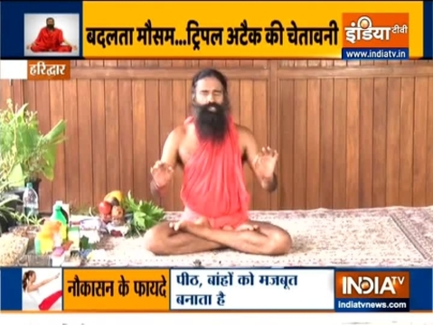 Pranayam helps cure diseases, Swami Ramdev shares how