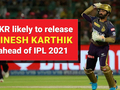 KKR likely to release Dinesh Karthik ahead of IPL 2021