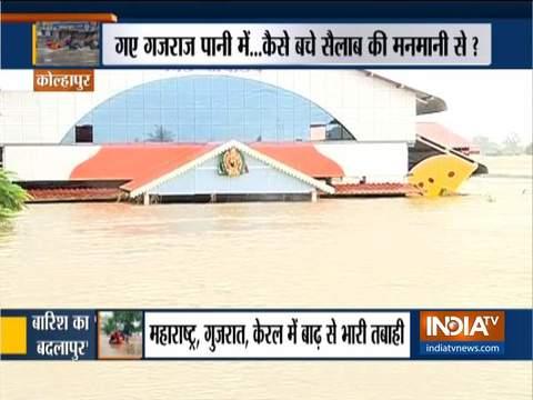 27 dead, 2 lakh evacuated as rains pound Western Maharashtra