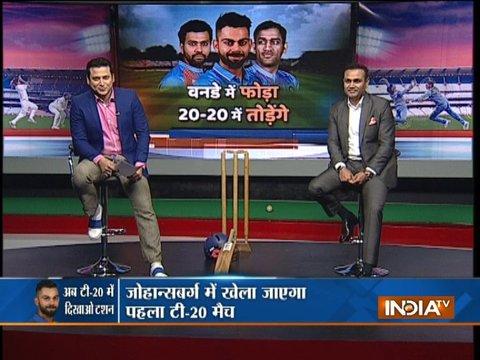 Virat Kohli can break Sachin Tendulkar's record of 100 international tons, says Virender Sehwag