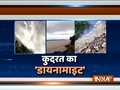 Rainfall, landslides form 100m wide lake near Tehri