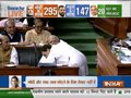 Rahul Gandhi hugs PM Modi in Lok Sabha, says I have no hatred for anyone