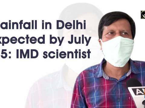 Rainfall in Delhi expected by July 4-5: IMD scientist