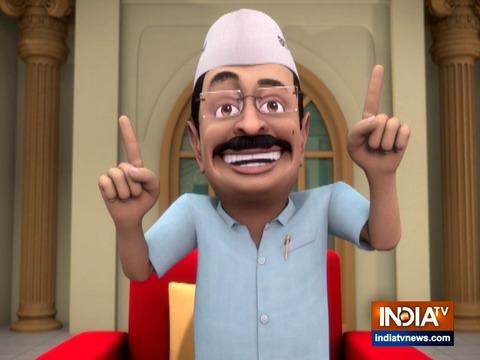OMG: बीजेपी ने मनोज तिवारी को दिखाए गए कैंपेन वीडियो पर AAP को 500 करोड़ का मानहानि का नोटिस भेजा