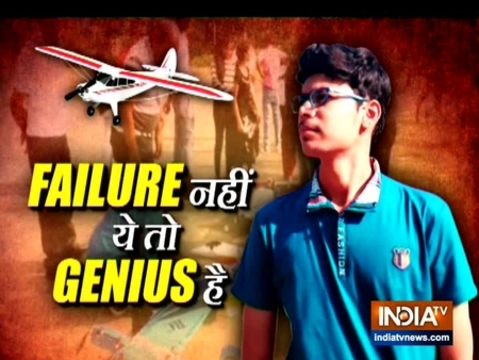 Vadodara boy who failed in Class 10, makes 35 model planes