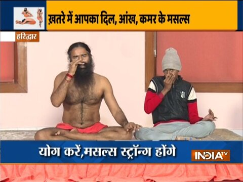 Giloy and aloe vera are beneficial for stomach problems, says Swami Ramdev