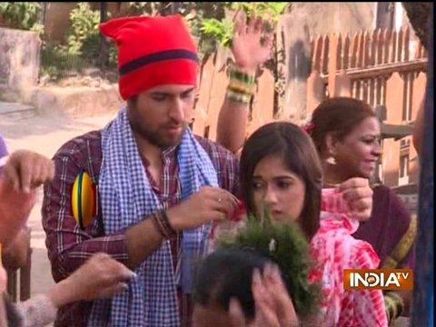Pankti and Ahaan run away