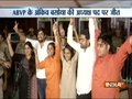DUSU polls: ABVP wins three posts, NSUI one