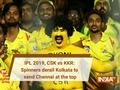 IPL 2019, CSK vs KKR: Spinners derail Kolkata to send Chennai at the top