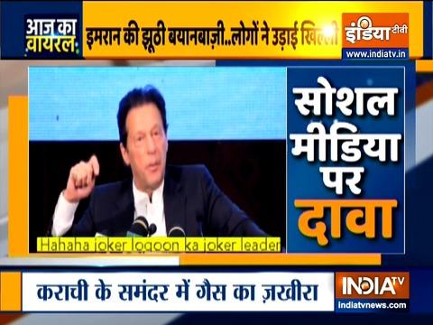 Watch India TV's show Aaj ka Viral | November 9, 2020