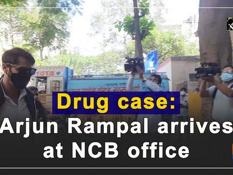 Drug case: Arjun Rampal arrives at NCB office