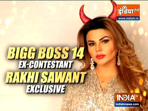 Rakhi Sawant shares her experience about Bigg Boss 14 journey
