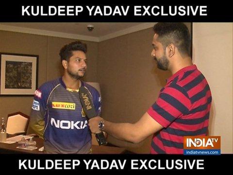 Exclusive | दिल्ली कैपिटल्स के खिलाफ मैंने खुदका आखिरी ओवर में 6 रन रोकने का समर्थन किया- कुलदीप यादव