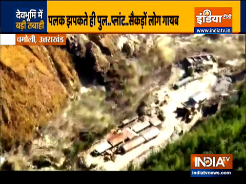 Haqiqat Kya Hai | Uttarakhand Disaster: Dozens missing after dam collapses