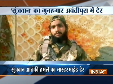 J-K: Sunjuwan terror attack mastermind gunned down by Army in Awantipora