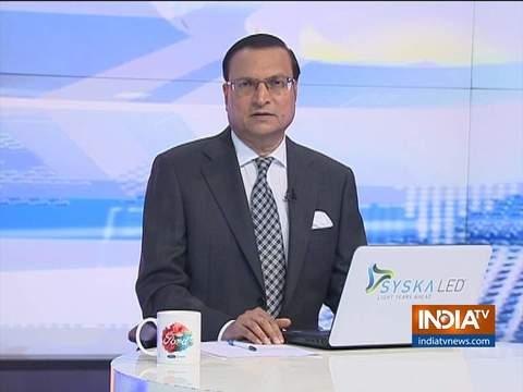 आज की बात रजत शर्मा के साथ | 16 अगस्त, 2019