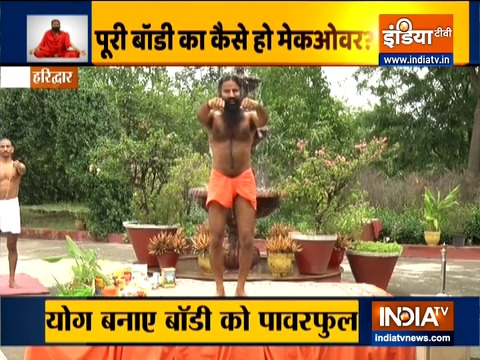 How to make your body stronger with dand baithak? Swami Ramdev answers