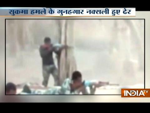 CRPF neutralises 20 Naxals in major encounter operation in Bijapur, Chattisgarh