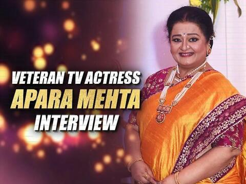 Veteran actress Apra Mehta on playing the cameo of Banjaran in Yeh Rishta Kya Kehlata Hai