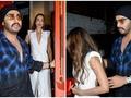 Arjun Kapoor and Malaika Arora attend Gauri Khan's dinner party