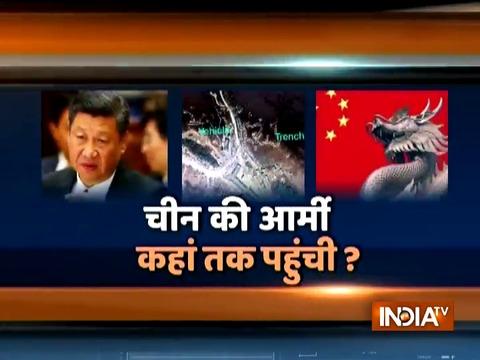 China building helipads, sentry posts, trenches in Doklam area: Nirmala Sitaraman