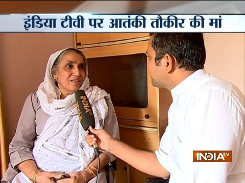 Mother of arrested IM terrorist says, she had no contact with him since Ahmedabad blast