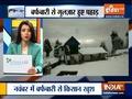 Jammu and Kashmir's Doda dons snowy blanket