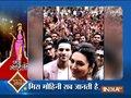 Divyanka Tripathi and Shahid Kapoor take Dame Tu Cosita dance challenge