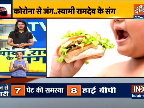 Diseases occur due to toxins in the body, know from Swami Ramdev how to purify your body