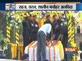 Goa: Preparations underway for last rites of Manohar Parrikar