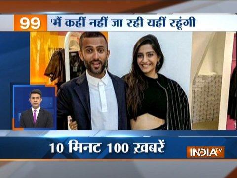 News 100   18th May, 2018